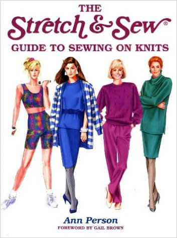The Stretch & Sew Guide to Sewing on Knits