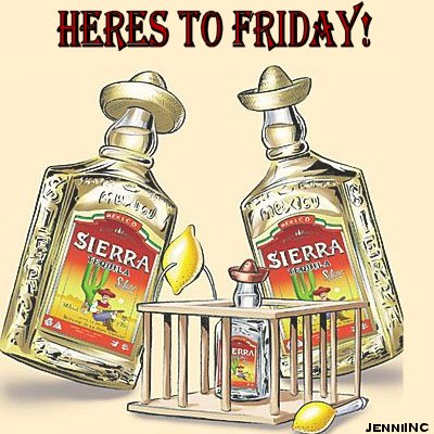 Friday Tequila