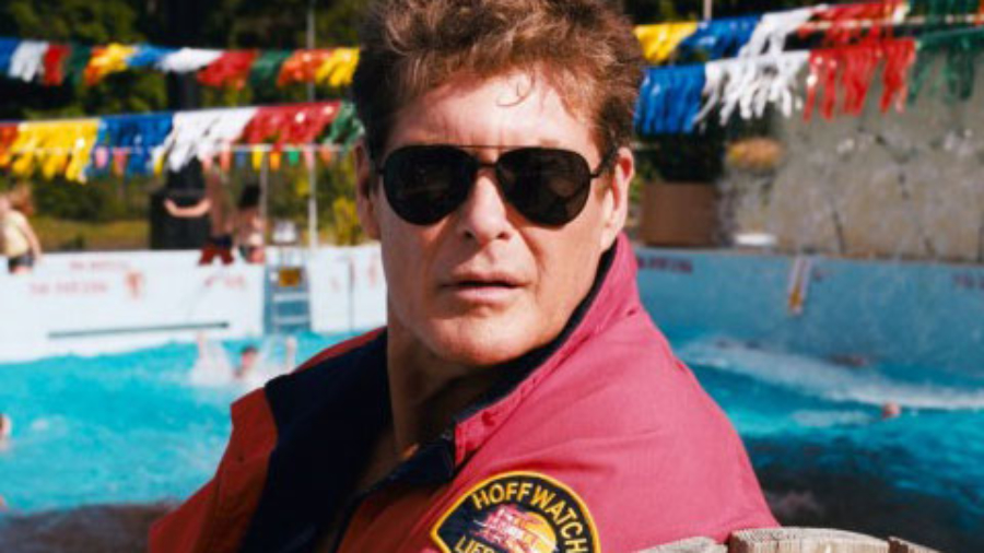 HASSELHOFF TELLS IT LIKE IT IS