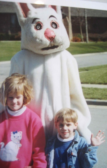 Easter Bunny From Hell