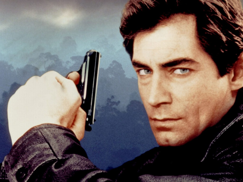 Dalton in License To Kill (1989)