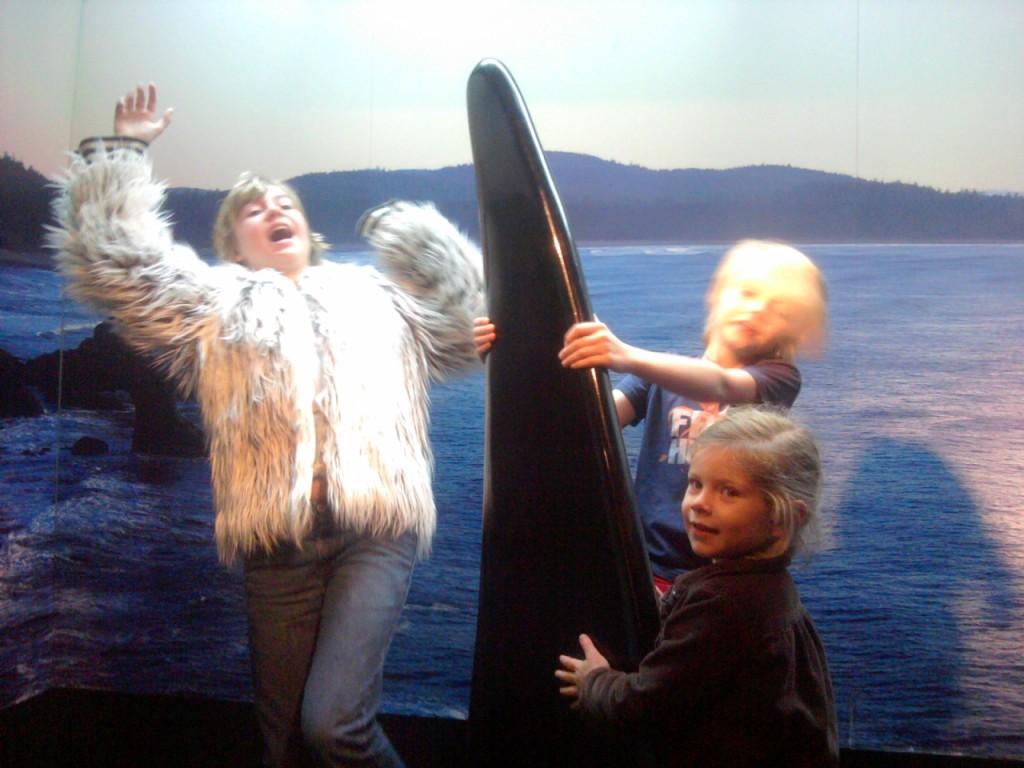 Nels + Phee Ride Orcas
