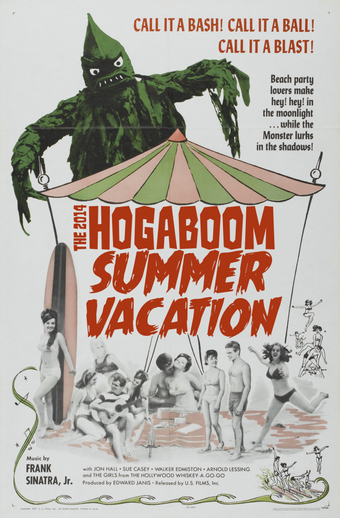 2014 Hogaboom Lake Vacation