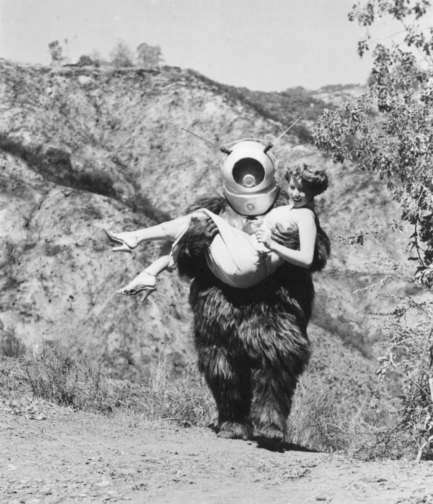 Robot Monster (1953) - still