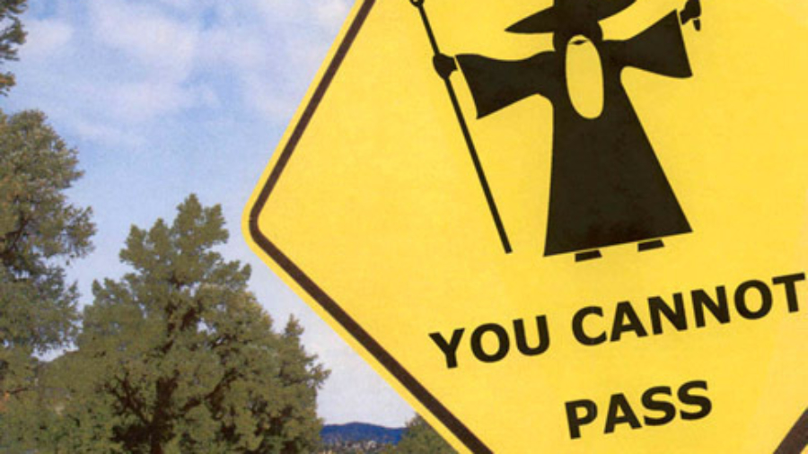 Traffic Sign WIZARDRY