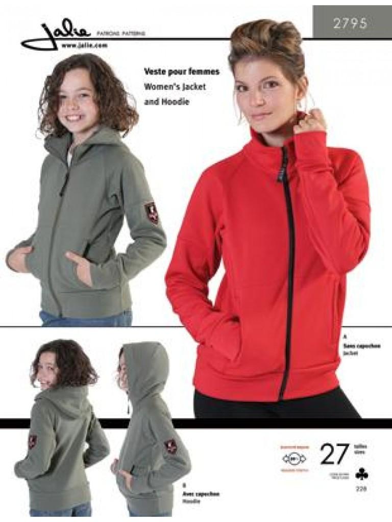 Jalie 2795: Pattern Front
