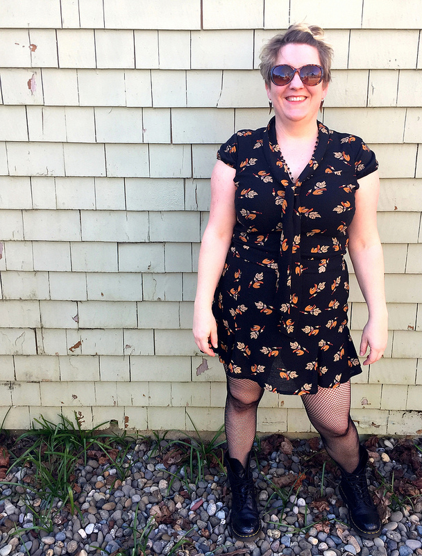 Tea & Crumpet Dress Sew-Along, V 2
