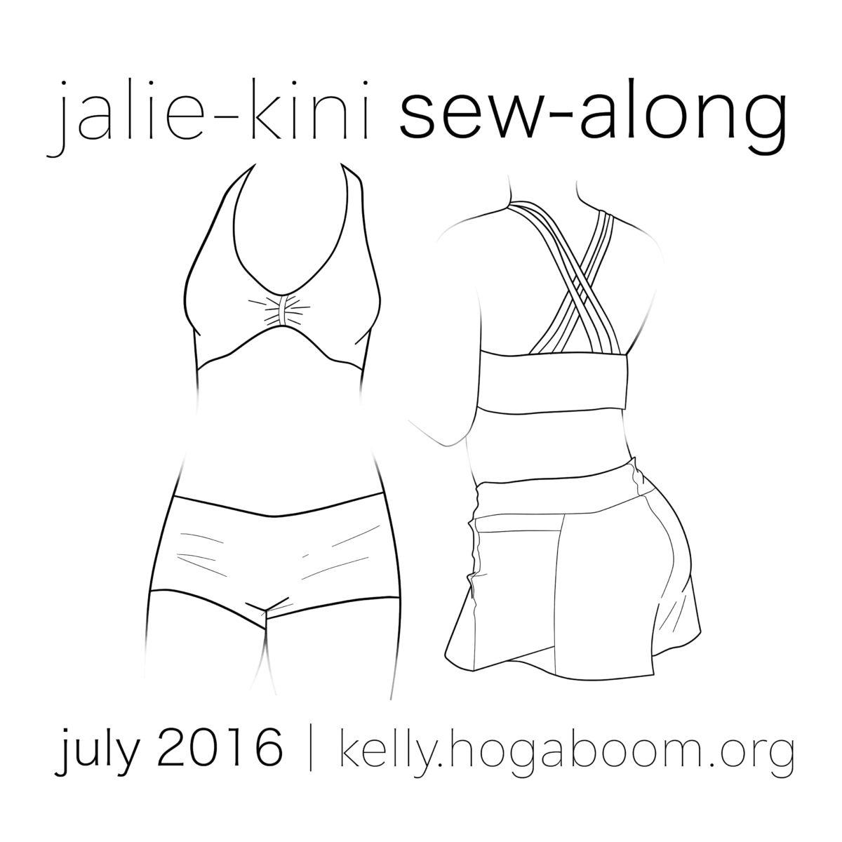 Jalie-Kini Sew-Along