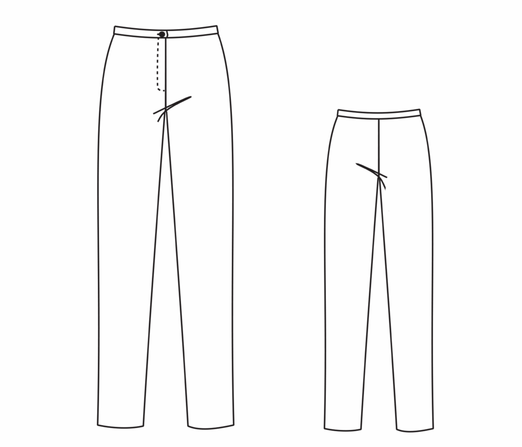 Classic Trouser by Bootstrap Fashion