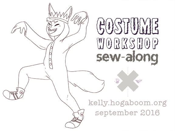 Costume Workshop Sew-Along Badge