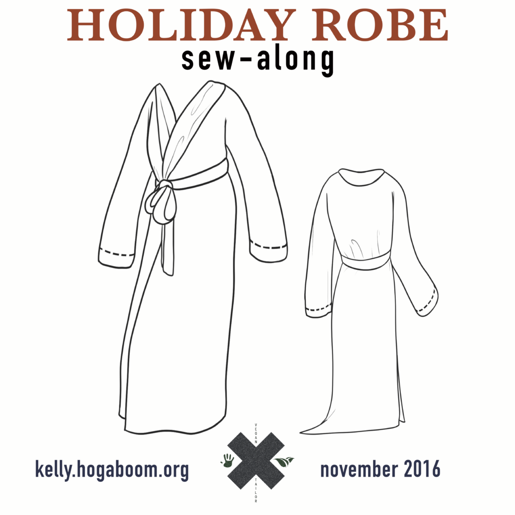 Holiday Robe Sew-Along Badge