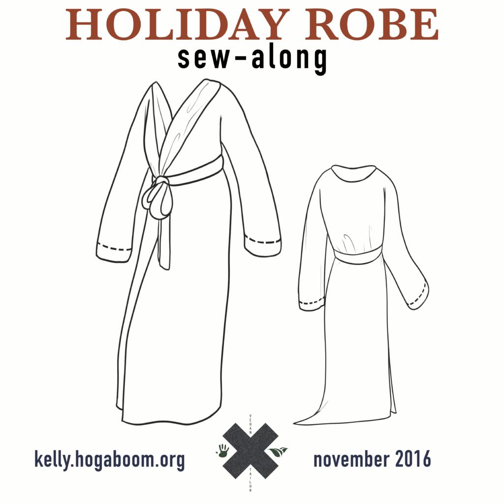 Holiday Robe Sew-Along Badge