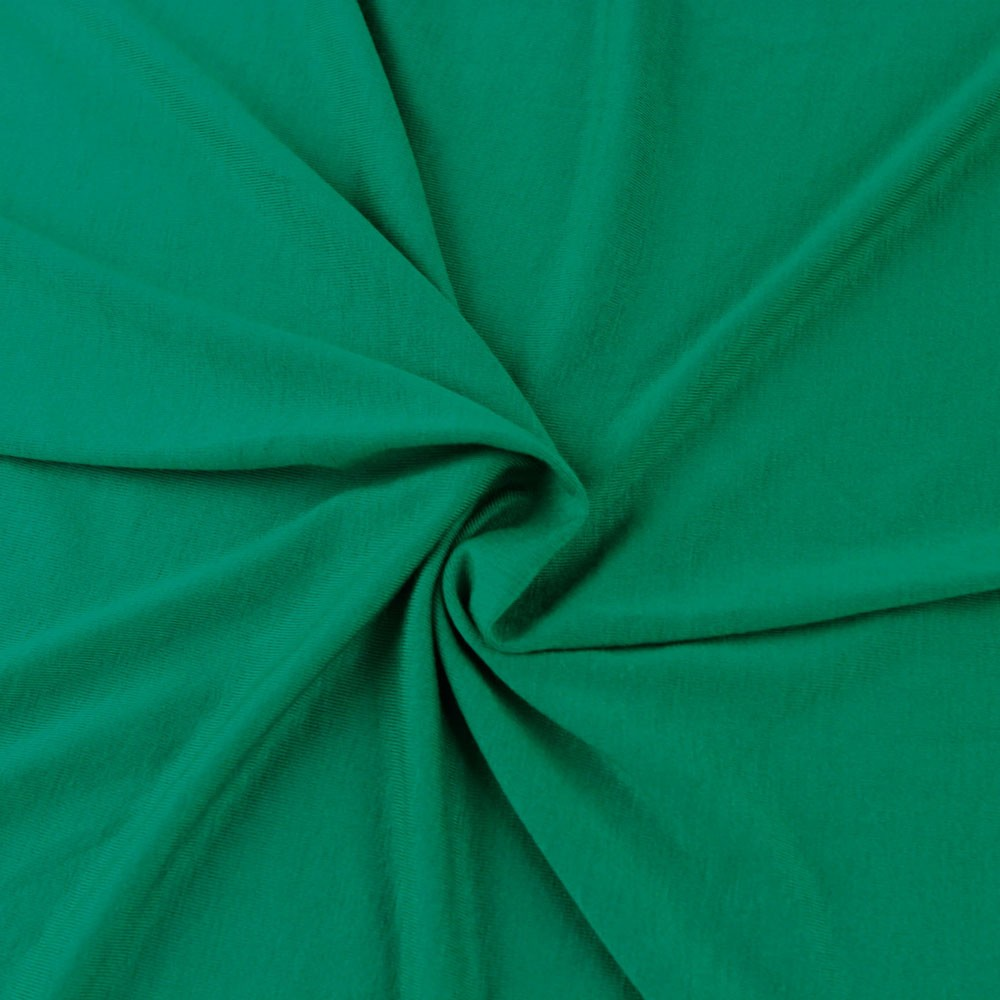 Green Jersey Fabric