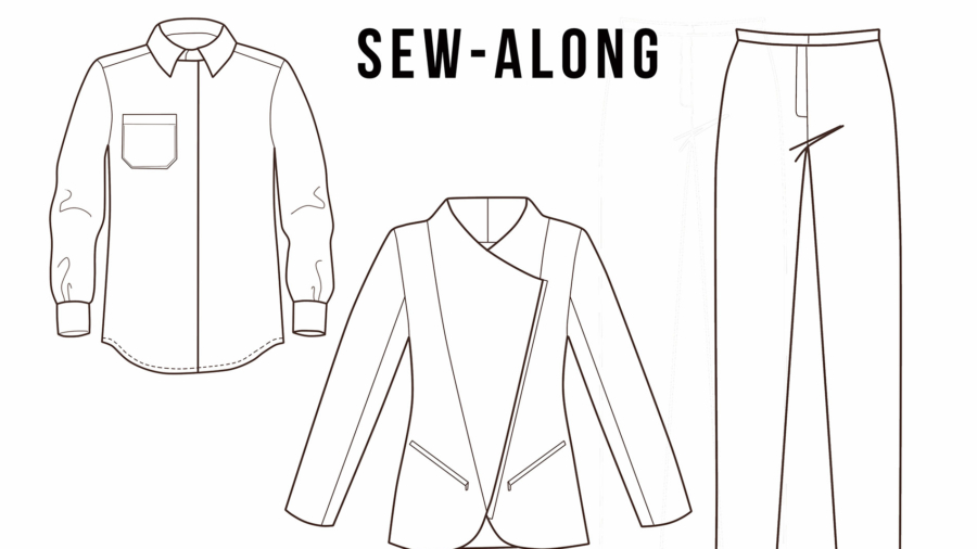 Bootstrap Blind Date Sew-Along: Semi-fitted Women