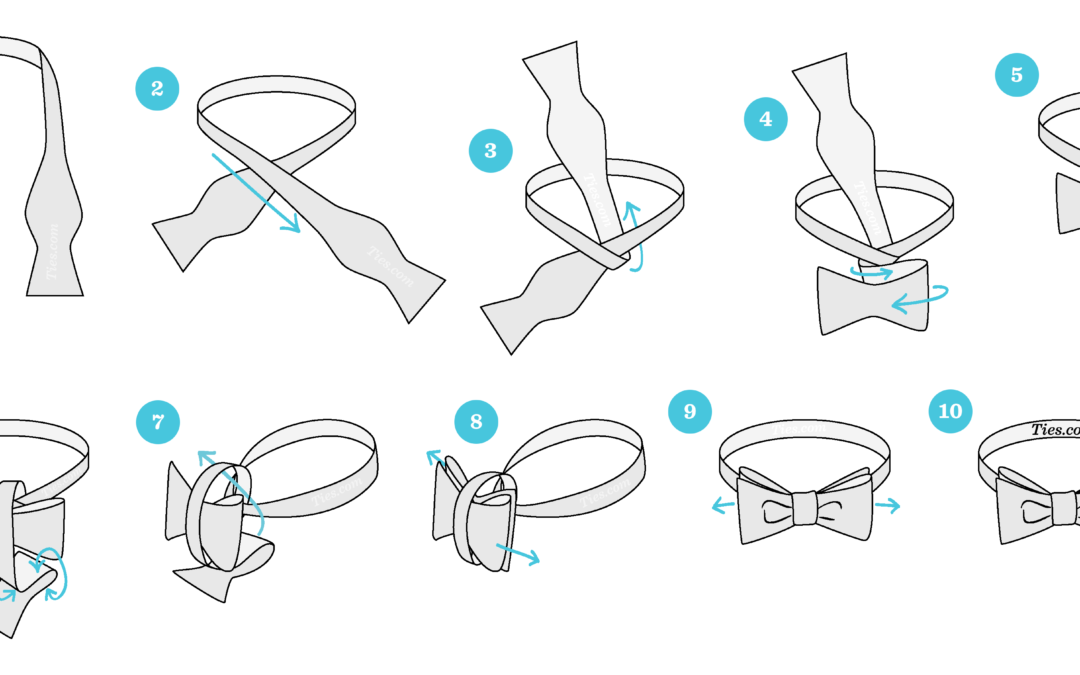 tutorial: bias-cut bow tie