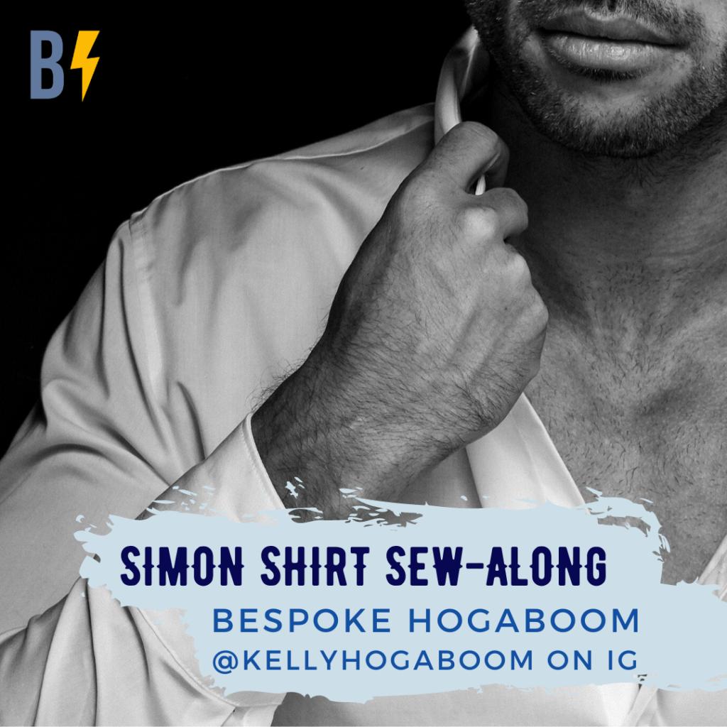 Simon shirt sew-along, Kelly Hogaboom / Bespoke Hogaboom