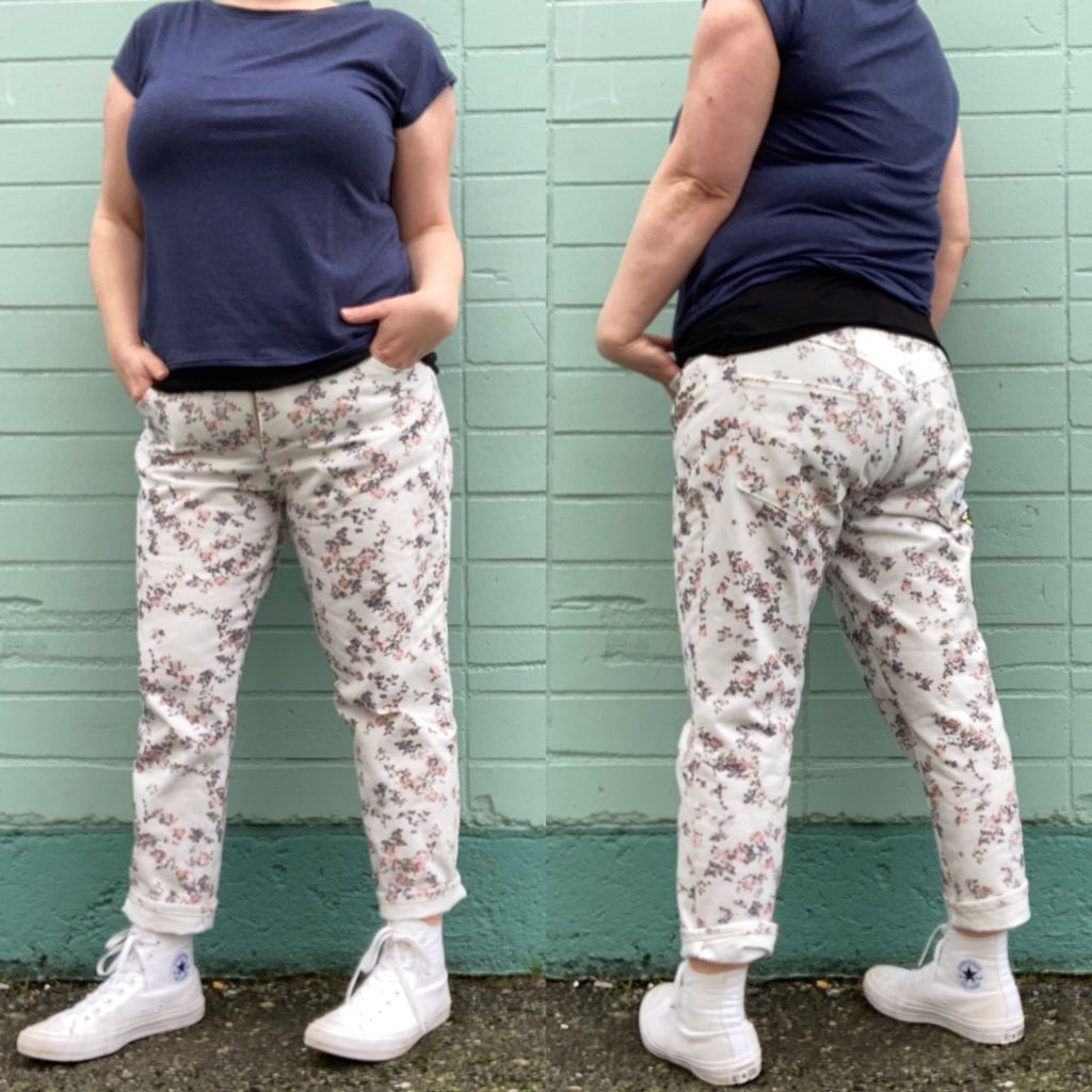 Rad Patterns Kelly Jeans Sew-Along Livestream, Kelly Hogaboom / Bespoke Hogaboom